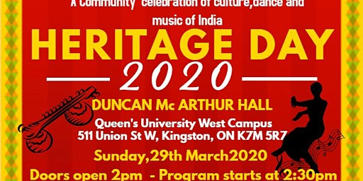 Heritage Day 2020