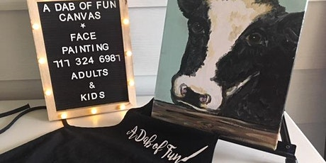 Cow Painting at Daughter's Cafe of Hampstead tickets