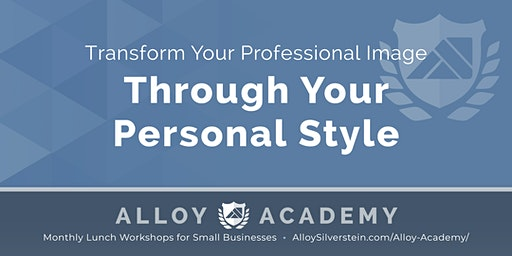 Transform Your Professional Image Through Your Personal Style - Hammonton