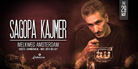 Sagopa Kajmer Melkweg Amsterdam tickets