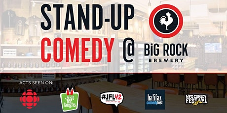 Black Sheep Comedy's Stand Up @ Big Rock Brewery, Etobicoke, March Edition tickets