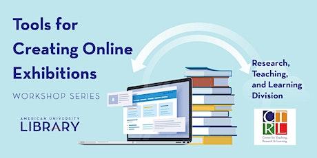Showcase Your Scholarship with ESRI's ArcGIS Online StoryMaps tickets