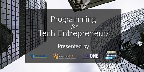 ventureLAB Orientation - Support Services for Tech Companies in Vaughan (Apr 16) tickets