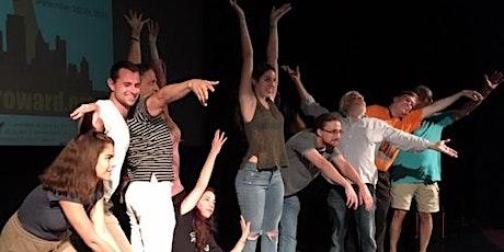 Monday, May 18, 2020  Adult Improvisation Class- 6 - Monday Nights at Artserve tickets