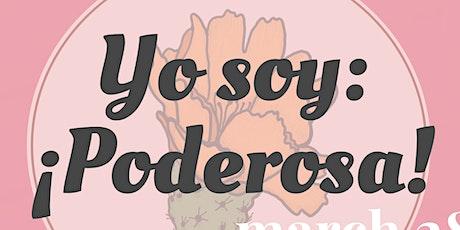 Yo Soy: Poderosa tickets