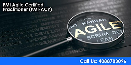 PMI-ACP (PMI Agile Certified Practitioner) Training in Calgary tickets