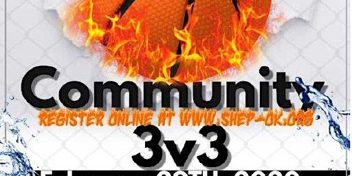 SHEP Community 3v3 Basketball Tourney
