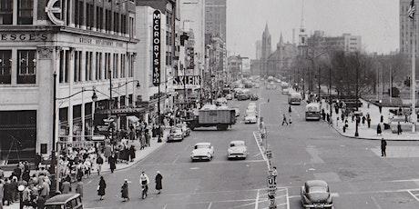 Newark History Society - Monumental Newark: Gutzon Borglum's 'Seated Lincoln' and 'Wars of America.' tickets