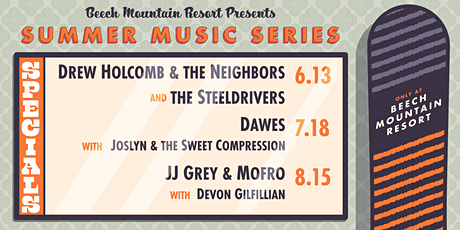 Drew Holcomb & the Neighbors with The SteelDrivers tickets