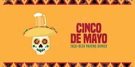 Cinco De Mayo Taco + Beer Pairing tickets
