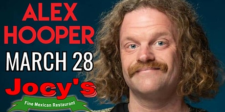 Comedy House Madness W/ Alex Hooper From AGT tickets