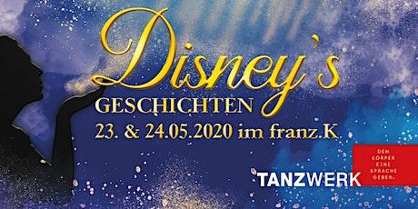 Disney's Geschichten |  4. Vorstellung So. 27.06.2021 - 17 Uhr Tickets