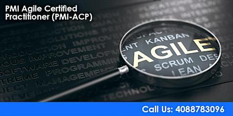 PMI-ACP (PMI Agile Certified Practitioner) Training in Portland tickets