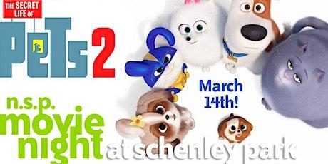 Pets 2 Movie Night at Schenley Park tickets