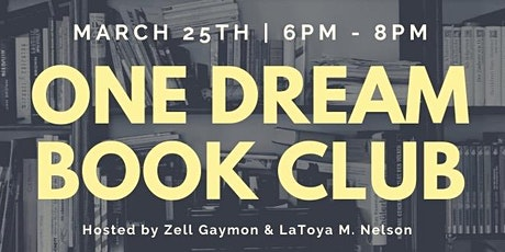 One Dream Book Club | The Winter Session tickets