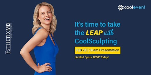 Take the LEAP with CoolSculpting