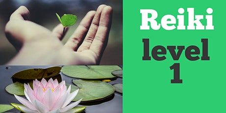 Usui Reiki Level 1 Course  tickets
