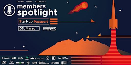 Members' Spotlight | Start-up Passport