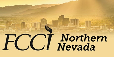 FCCI Northern Nevada Breakfast Series - Friday August 7, 2020 tickets