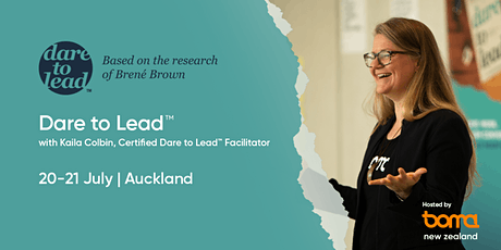 Dare To Lead™ | Auckland | 20-21 July 2020 tickets