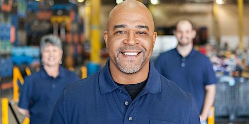 Goodwill Warehouse & Driver Hiring Event