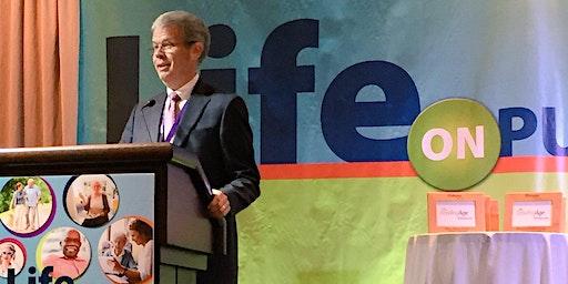 Rotary Presents: Van Cluck, President of Pavilion Senior Living
