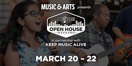 Lesson Open House Pasadena