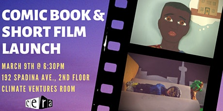 CERA's Youth Housing Rights: Comic Book and Film Launch tickets