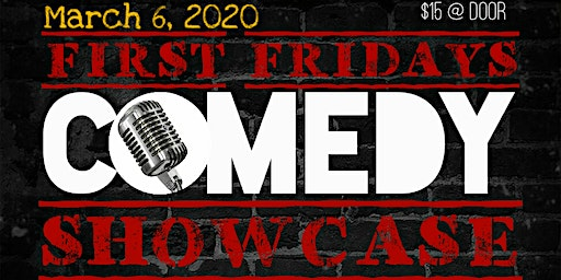 First Fridays Comedy Showcase feat. HerShe The Entertainer