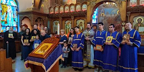 Orthodox Lenten Sunday Services tickets
