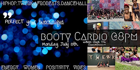Booty Cardio with Boss Chick Tru tickets