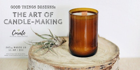 The Art of Candle-Making tickets