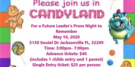 Future Leaders Academy & Preschool CandyLand Prom tickets