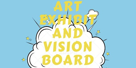 OMD Art Exhibit and Vision Board Mixer tickets