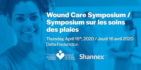 Wound Care Symposium / Symposium sur les soins des plaies tickets