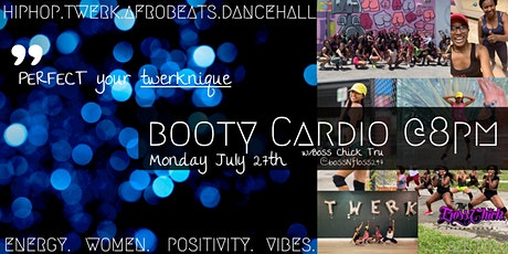 SZN FINALE: Booty Cardio with Boss Chick Tru tickets