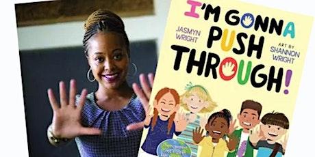 Curvy Queenz of Dallas Presents: Jasmyn Wright Push Through Event tickets