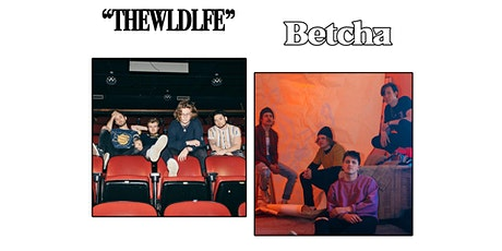 The WLDLFE / Betcha tickets