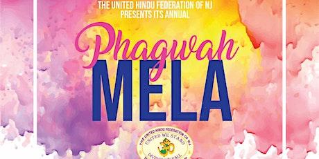 UHFONJ Youth Group Holi/Phagwah Mela tickets