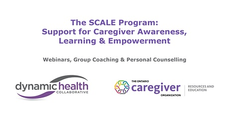 The SCALE Program: Support for Caregiver Awareness, Learning & Empowerment tickets