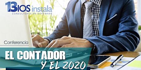 GDL - El Contador y el 2020 tickets