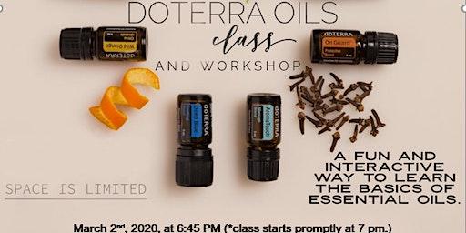 Langley & Fraser Valley, BC – dōTERRA Essential Oils, Intro Class