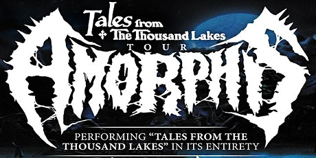 Amorphis - Tales From The Thousand Lakes Tour tickets