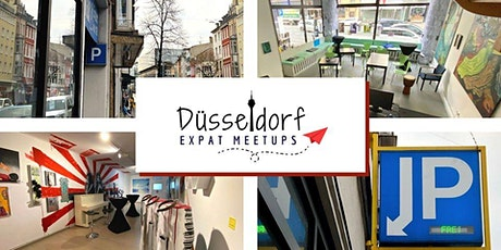 Düsseldorf Expat Meetup | For Expats By Expats @ Park Kultur tickets
