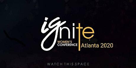 Women Prayer Banquet International Ignite Conference Atlanta 2020 tickets