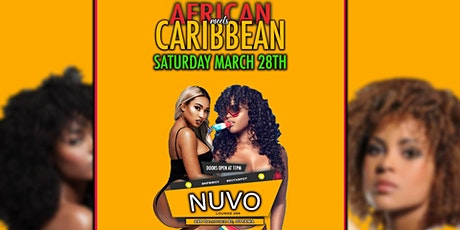 African Meets Caribbean Party tickets