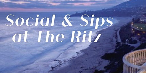 Social & Sips at the Ritz