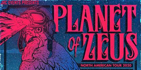 Planet of Zeus, Fatso Jetson, Druids tickets