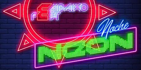 EMBAIXO FEST - APERTURA 2020 entradas