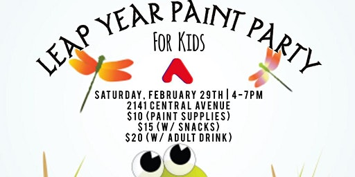 Leap Year Paint Party